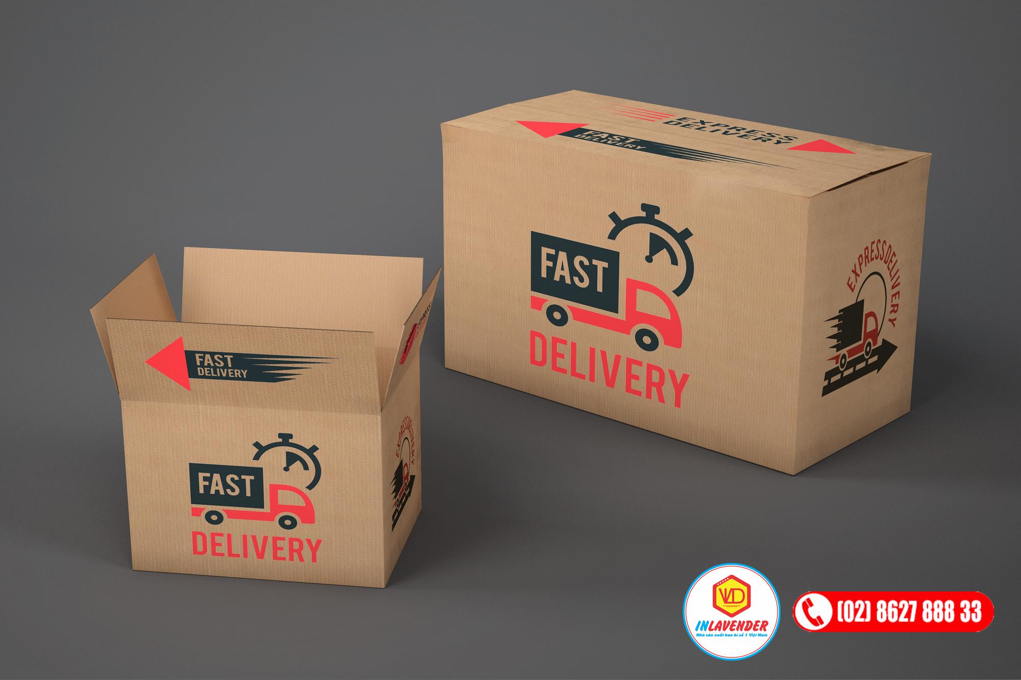 công ty sản xuất hộp carton giá rẻ